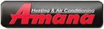 Amana Heating and Air Conditioning Systems Eau Claire Wisconsin